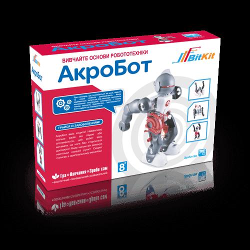 Развивающий конструктор-танцующий робот АкроБот 549грн