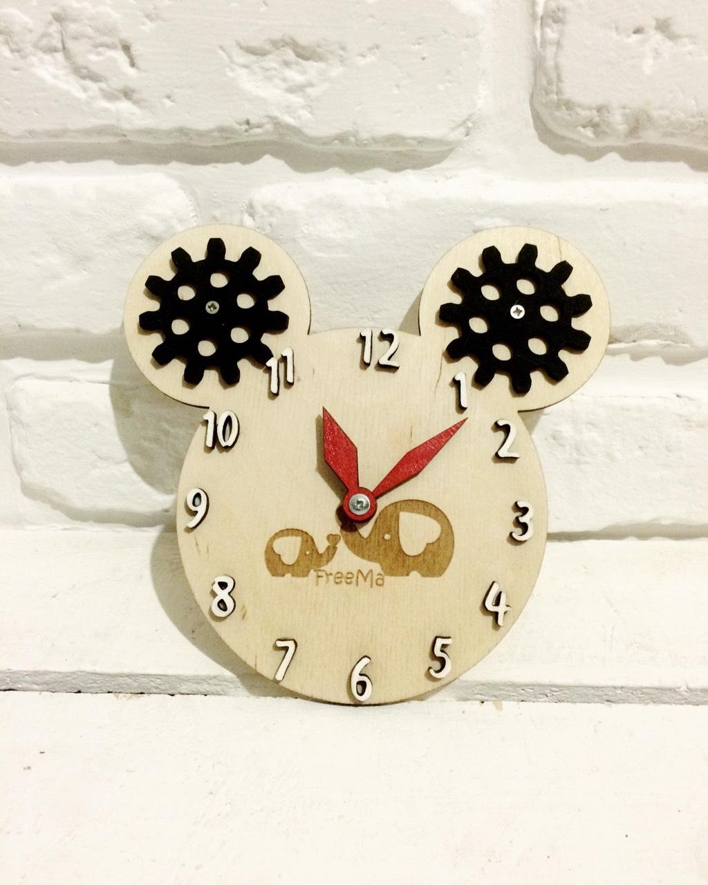 """Часы """"Мики"""""""