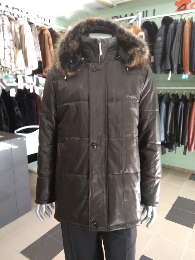 Новая коллекция зимней верхней одежды